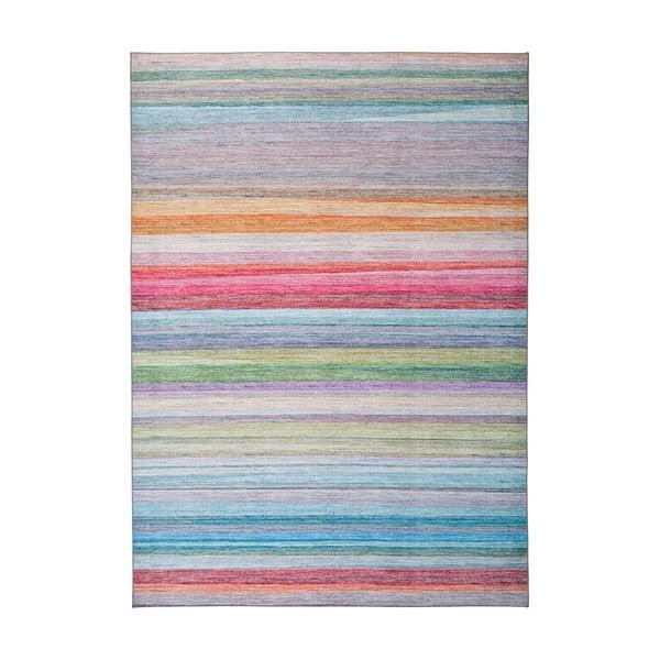 Exclusive színes csíkos szőnyeg, 160 x 115 cm - Universal