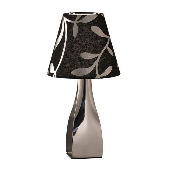 Stolní lampa Tyfors, stříbrná