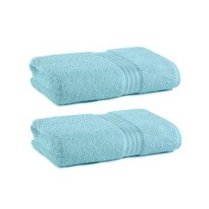Set 2ks ručníků Indulgence Victoria  Sky, 41x71 cm