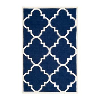 Covor de lână Safavieh Alameda, 152 x 243 cm, albastru de la Safavieh