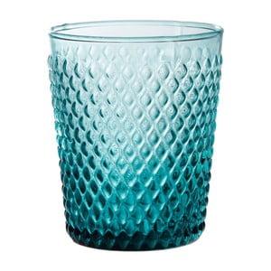 Tyrkysová sklenice Côté Table Duchesse, 250ml