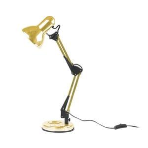 Stolní lampa ve zlaté barvě  Leitmotiv  Hobby