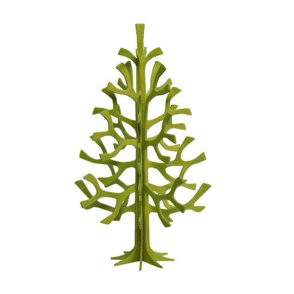 Skládací pohlednice Lovi Spruce Light Green, 12 cm