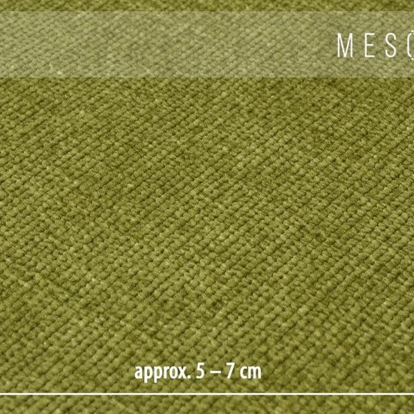 Zelená podnožka MESONICA Musso