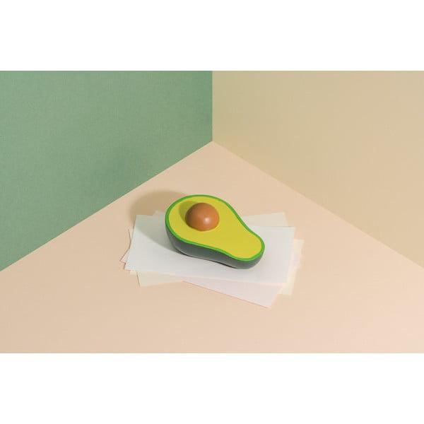 Presse-papier pentru birou DOIY Avocado
