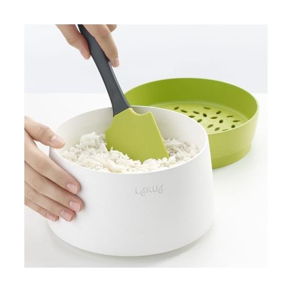 Hrnec na vaření rýže v mikrovlnné troubě