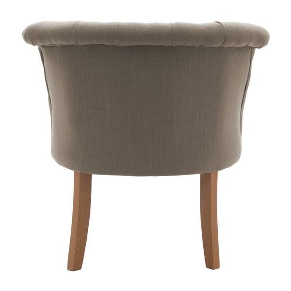 Béžová židle s kolečky Vivonita Maggi