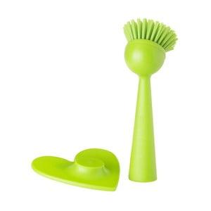 Kartáč na mytí nádobí Vigar Wash Green