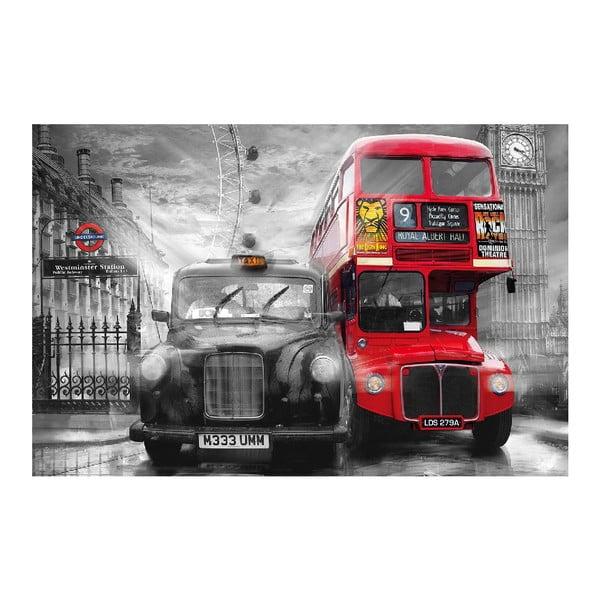 Maxi plakát Taxi & Bus, 175x115 cm