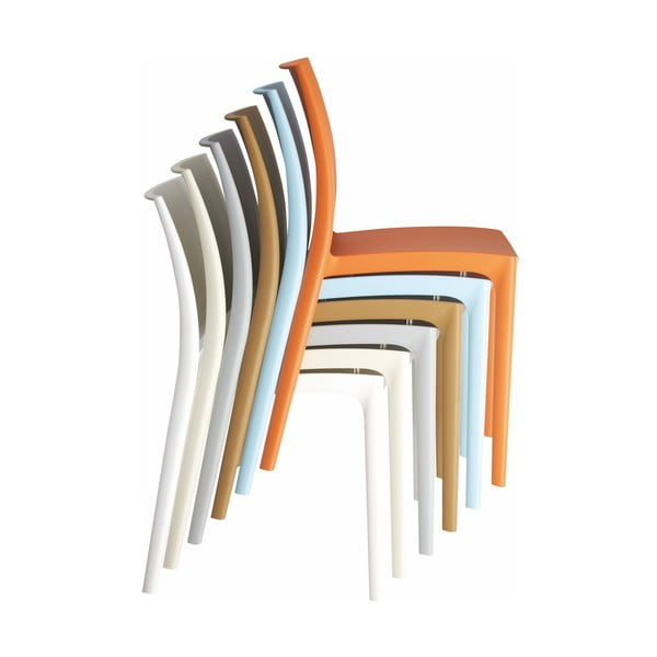 Židle Maya Silver Grey