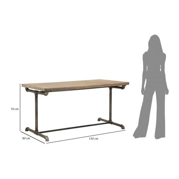 Jídelní stůl Mauro Ferretti Phoenix, 150 x 80 cm