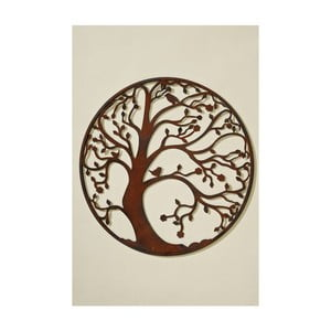 Nástěnná dekorace Tree Iron