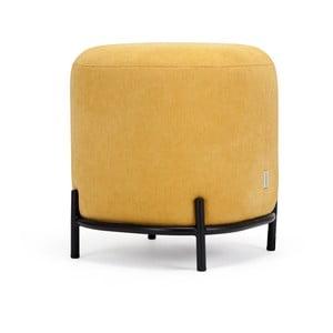 Hořčicově žlutá taburetka Garageeight Ger