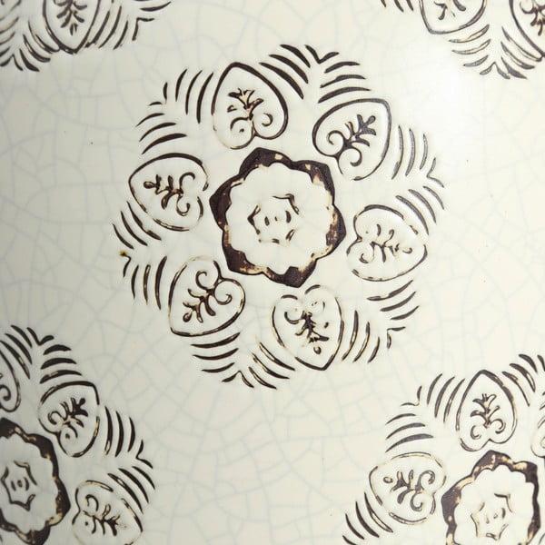 Keramická dóza Ixia Oriental, výška53 cm