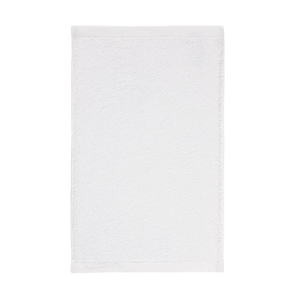 Bílý ručník Aquanova London,30x50cm