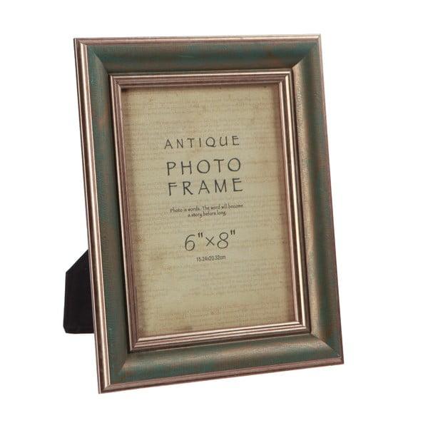 Fotorámeček Antique Mint, 15x20 cm
