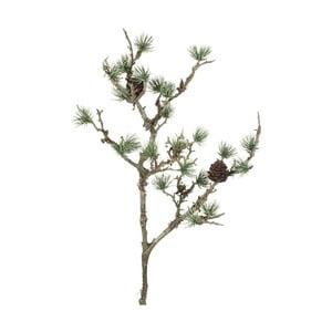 Dekorativní větvička Parlane Pine Spray,délka77cm