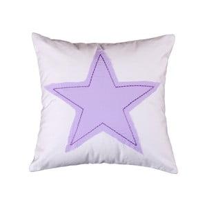 Povlak na polštář Estrella 40x40 cm, lila