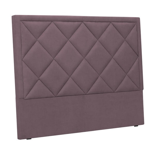 Fialové čelo postele Windsor & Co Sofas Superb, 180 x 120 cm