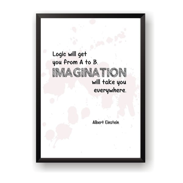 Poster Nord & Co Imagination, 30 x 40 cm