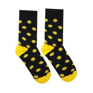 Bavlněné ponožky HestySocks Bzučino, vel. 43-46