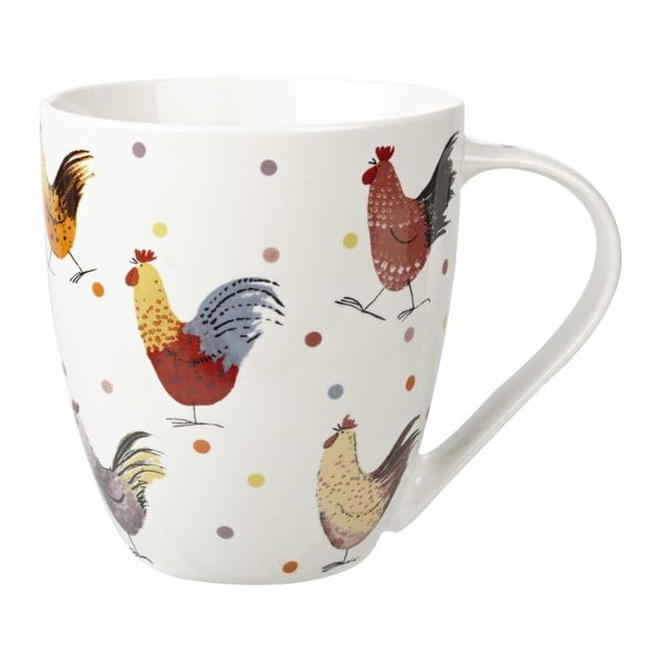 Hrnek Churchill China  Alex Clark Rooster Crush, 500 ml