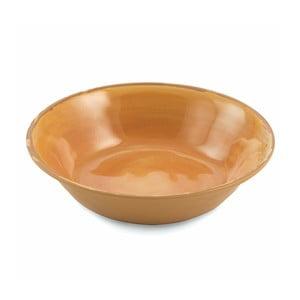 Sada 6 žlutých polévkových melaminových talířů Villa d'Este Baita, ⌀19cm