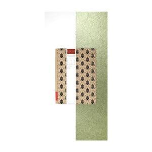 Recyklovaný zápisník s tečkami Calico Besuro