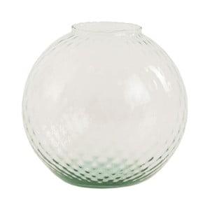 Kulatá skleněná váza VICAL HOME Fish, ⌀ 35 cm