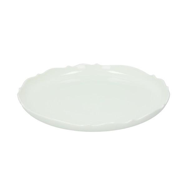 Servírovací talíř Kalika Bianco