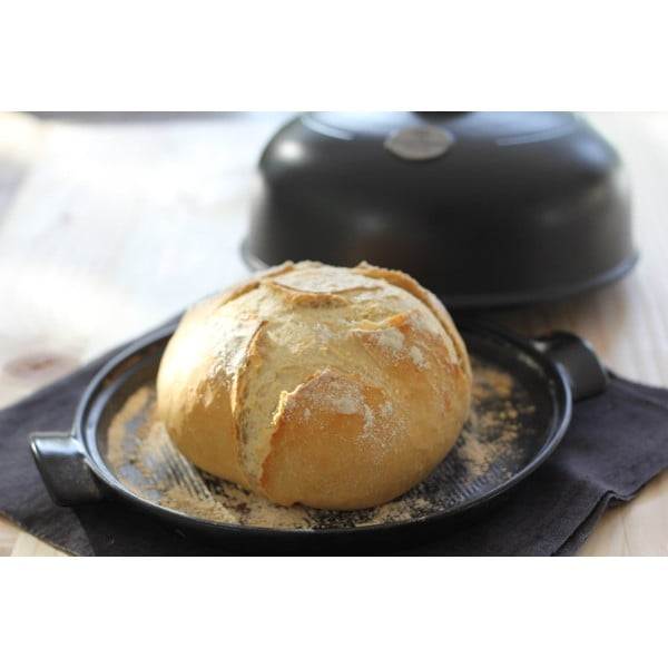 Emile Henry forma na chleba, černá