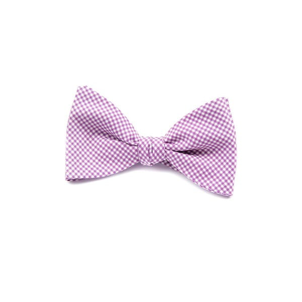 Motýlek Classic, fialový