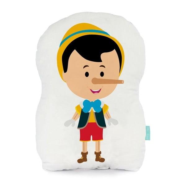 Bavlněný polštářek Mr. Fox Pinocchio, 40x30cm