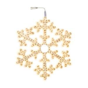 Decorațiune luminoasă Best Season Snowflake Chain, Ø 50 cm