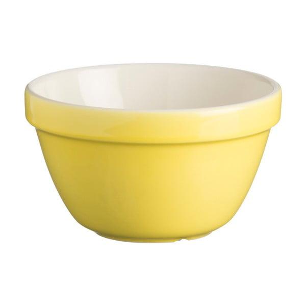 Žlutá kameninová miska Mason Cash, ⌀16cm