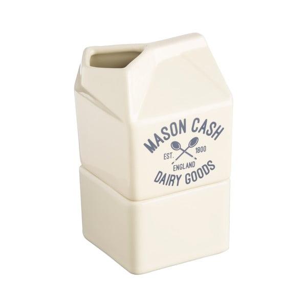 Zestaw naczyń na śmietanę i cukier Mason Cash Varsity