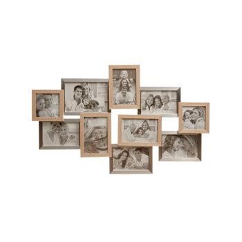 Ramă foto de perete Random Combi, 10 fotografii imagine