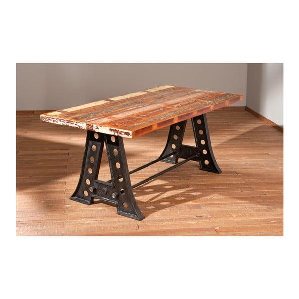 Jídelní stůl z mangového dřeva Interlink Amar