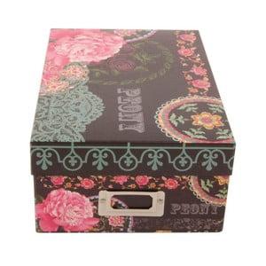 Úložná krabička Peony