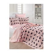 Dětský přehoz přes postel Cats,160x230cm