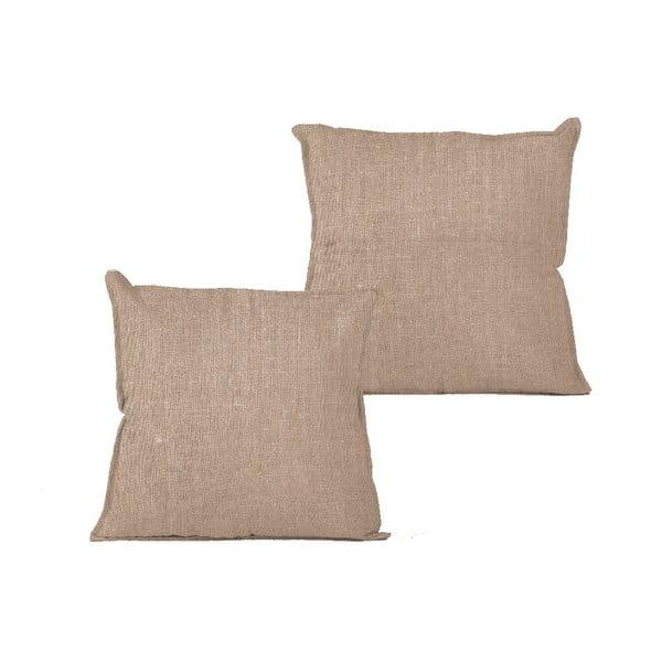 Natural párna, 45 x 45 cm - Linen