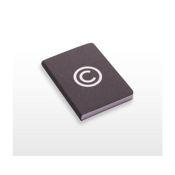 Zápisník Nuuna Copyright, malý