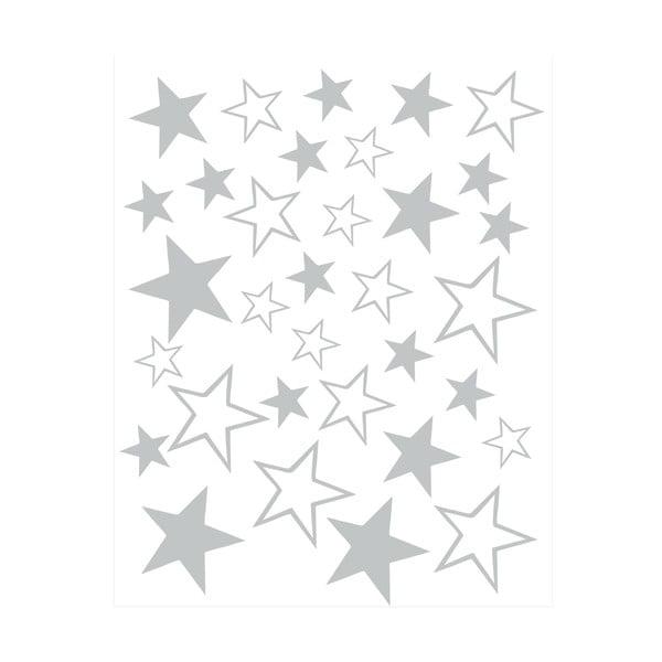 Vinylová samolepka Estrellas Gris
