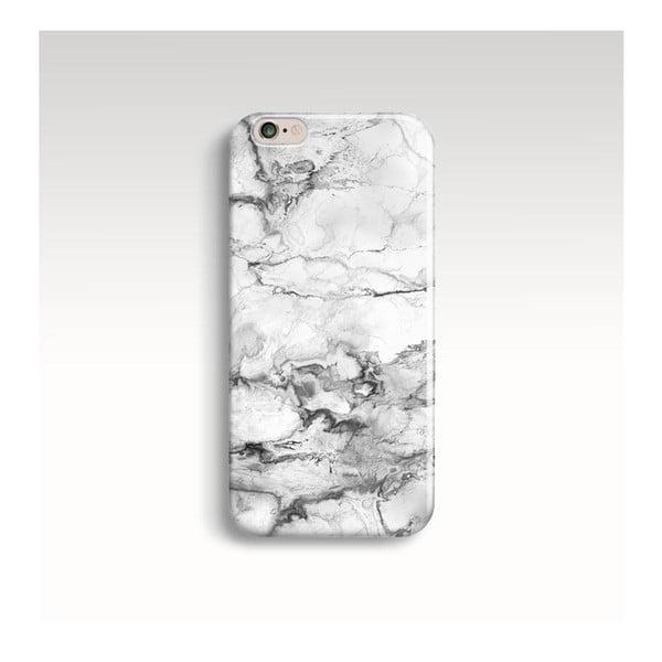 Obal na telefon Marble Charcoal pro iPhone 6/6S