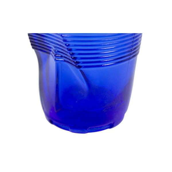 Sada 6 sklenic Kaleidos 360 ml, modrá