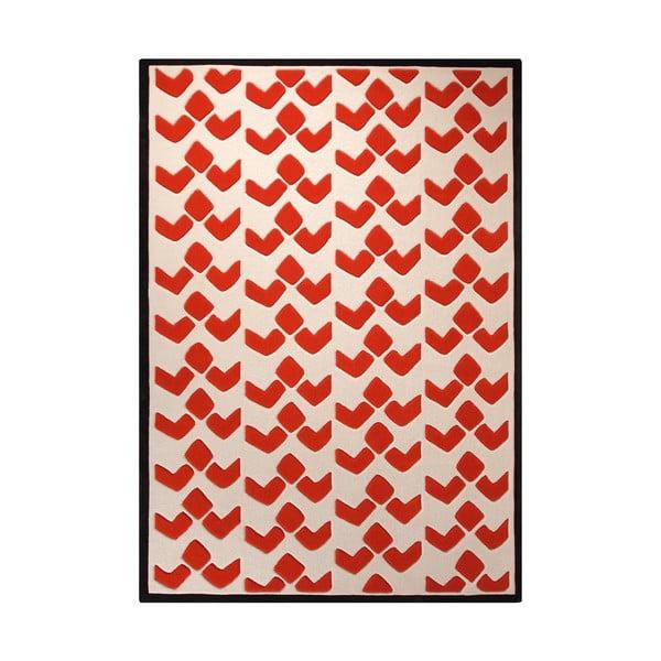Koberec Esprit Bauhaus Red, 170x240 cm