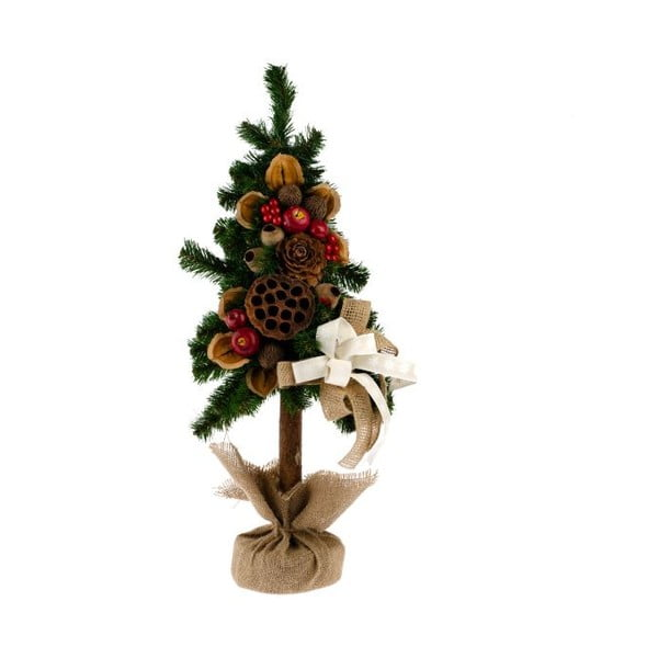 Vánoční dekorace ve tvaru stromku Dakls Clara