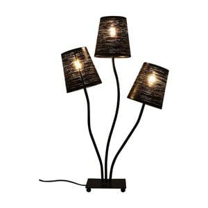 Černá stolní lampa Kare Design Black Tree