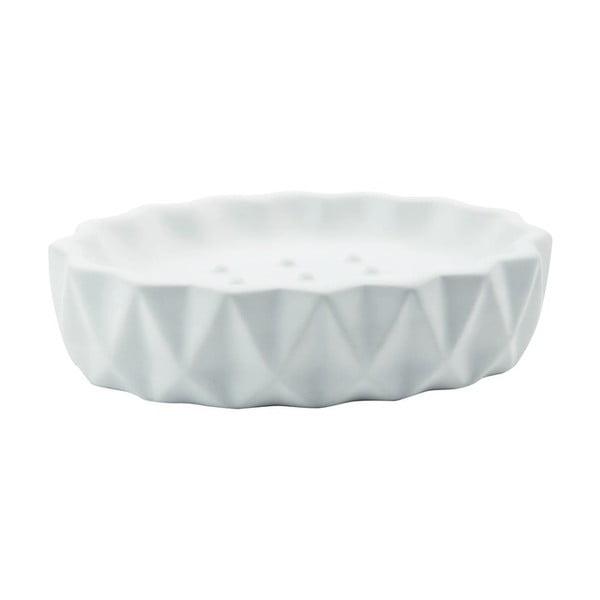 Miska na mýdlo Origami, bílá