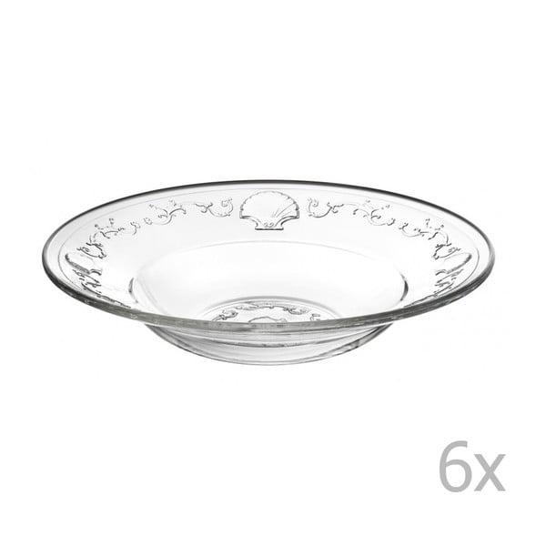 Sada 6 talířů Versailles, 24 cm